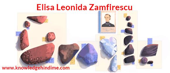 इलिसा लिओनिडा ज़ैमफायरेस्कू दुनिया की पहली महिला इंजीनियर
